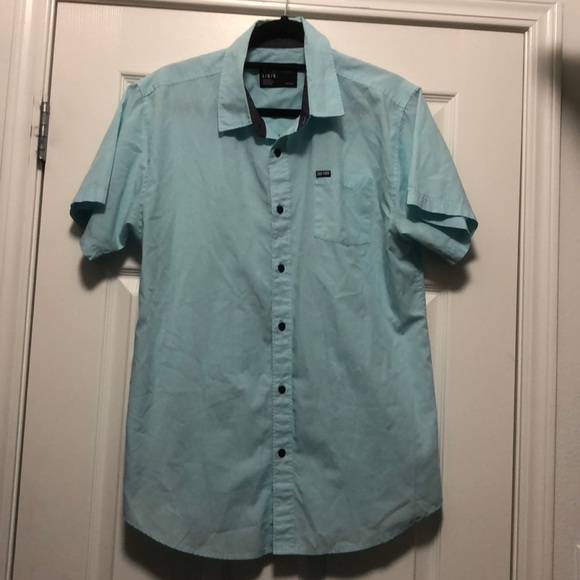 Zoo York Other - ZOOYORK men's large button down shortsleeved shirt